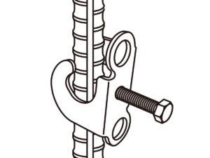 鉄筋フック取付図1