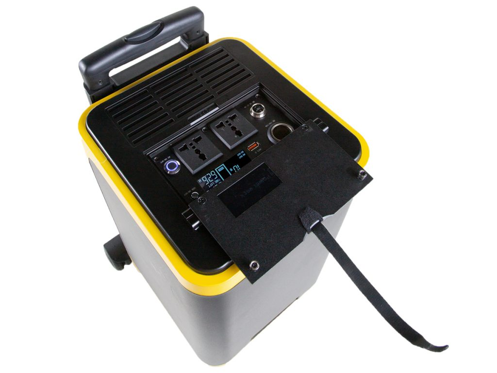 Q3000Sリチウムイオンバッテリー