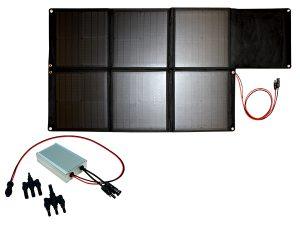 バッテリータンクPlus専用ソーラーパネル